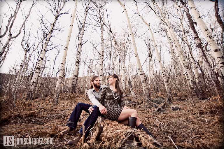 Steamboat Engagement Photos
