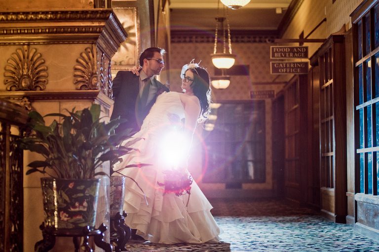 brown palace wedding photos